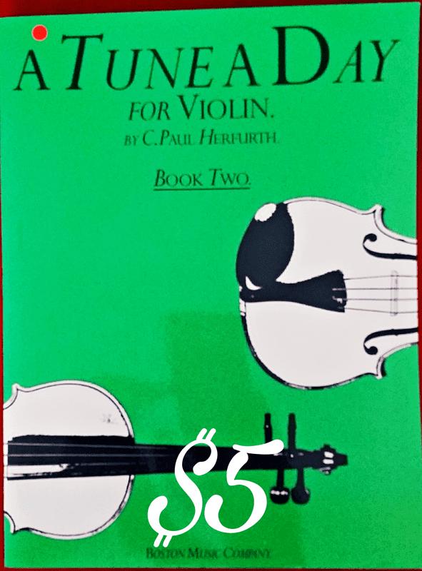 a tune a day violin book 3 pdf